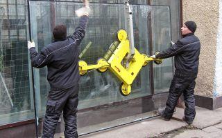Стеклодомкрат. как безопасно работать со стеклом?