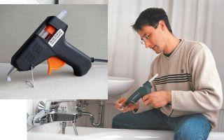 Термоклеевой пистолет. испытываем силу полимерного клея!