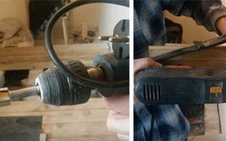 Штроборез своими руками: из болгарки, ручной для газобетона, чертежи и размеры