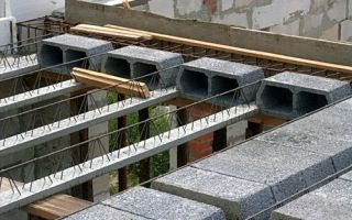 Перекрытия в домах из газобетона: виды, на что обратить внимание