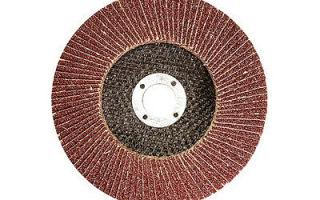 Отрезные круги для болгарки – виды, размеры и особенности применения оснастки