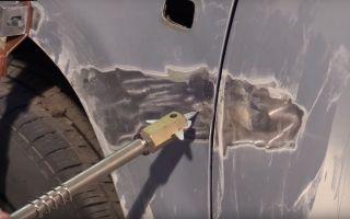 Споттер для кузовного ремонта. как он работает?