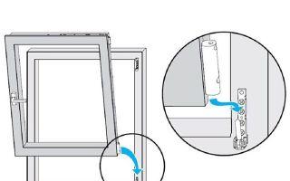 Как отрегулировать пластиковые окна самостоятельно: видео и фотографии