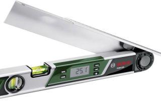 Электронный угломер: ювелирная точность углов.