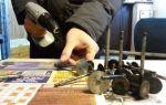 Насадка на дрель для шлифовки дерева – виды шлифовальных приспособлений