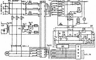 Сварочный выпрямитель вд 306, вду 506. схема и устройство
