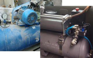 Ресивер для компрессора. точный расчёт и подбор