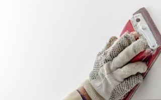 Терка для штукатурки: достоинства и недостатки разных видов