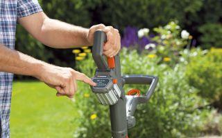 Аккумуляторный триммер для травы. цена и отзывы