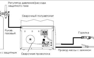 Сварка алюминия аргоном полуавтоматом: технология, видео