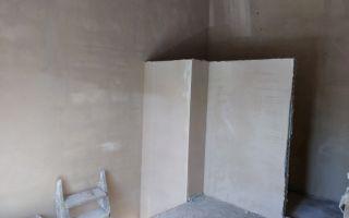 Механизированная штукатурка стен. цена за м2
