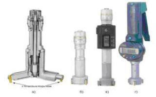 Нутромер индикаторный 50-100: описание и применение