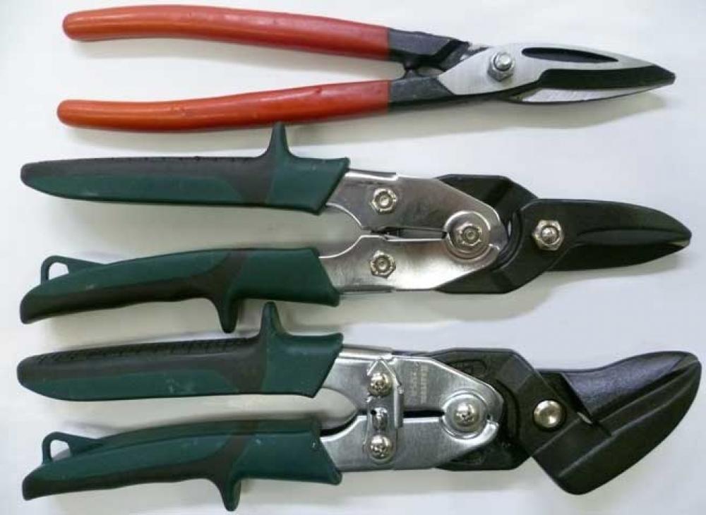 ножницы по металлу усиленные ручные фото