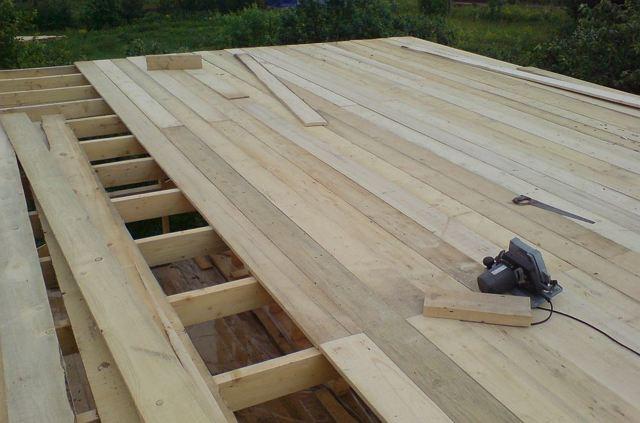 Выбираем какие доски нужны для строительства каркасного дома