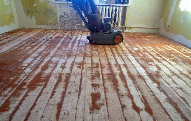 Как перебрать деревянные полы. Основные этапы — как сделать ремонт пола в деревянном доме