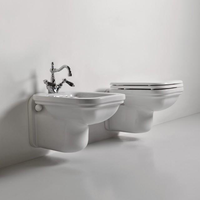 Подвесной унитаз: лучшие модели для современных и классических интерьеров санузла