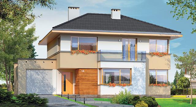 Дом с мансардой «За» и «Против»: фото реальных домов с проектами