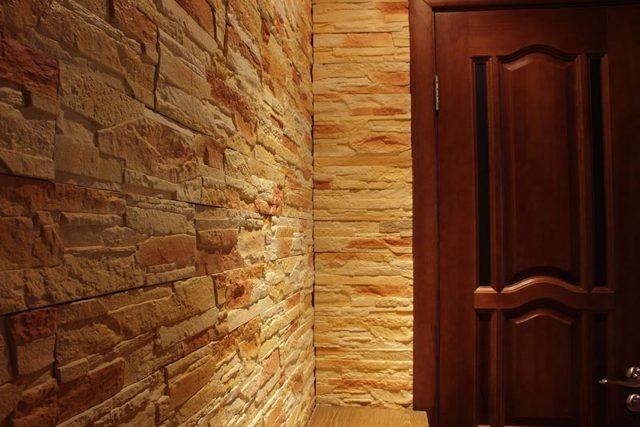 Гипсовый декоративный кирпич и плитка: укладка и чем покрасить
