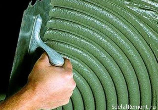 Как приклеить плитку на гипсокартон в ванной комнате: как клеить клеем кафель, как наклеить керамическую, укладка