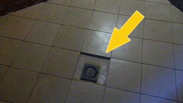 Пол в бане из плитки: как сделать наклон и положить своими руками
