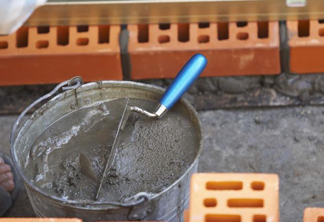 Каков состав кладочного раствора для облицовочного кирпича и его пропорции очистка кладки от смеси