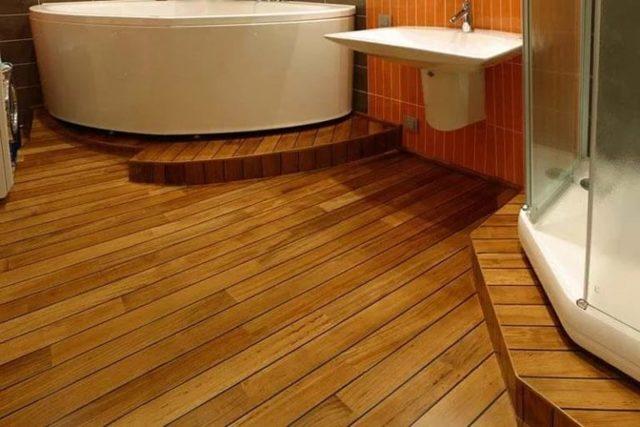 Как сделать туалет в деревянном доме - отделка, вентиляция и дизайн