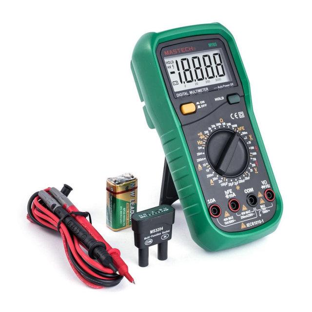 Как проверить резистор мультиметром на исправность, как прозвонить резистор?