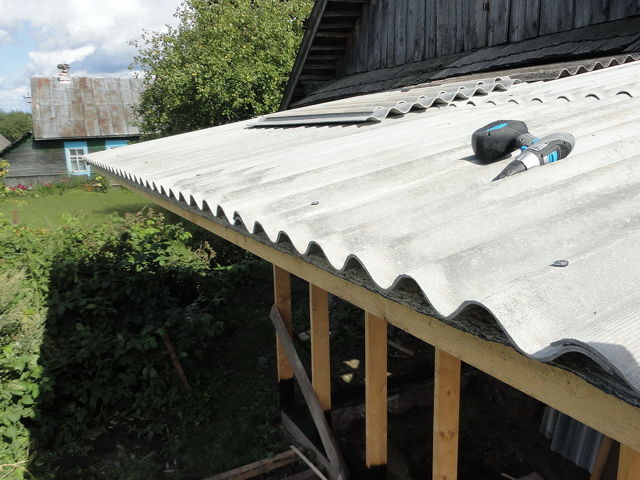 Чем лучше перекрыть крышу частного дома?