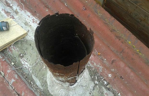 Чем утеплить дымоходную трубу на улице - от дерева до базальта, утепляем своими руками