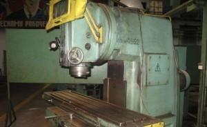 Вертикально-фрезерный станок 6Р13 описание, характеристики