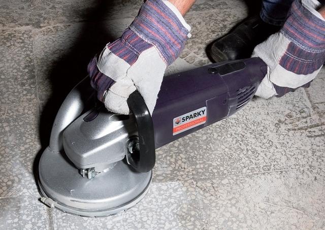 Алмазная чашка по бетону для болгарки: выбор насадки, применение