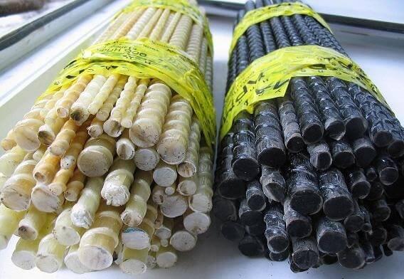 Стеклопластиковая арматура для фундамента: отзывы специалистов