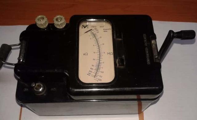 Измерение сопротивления изоляции мегаомметром: пошаговая методика измерения