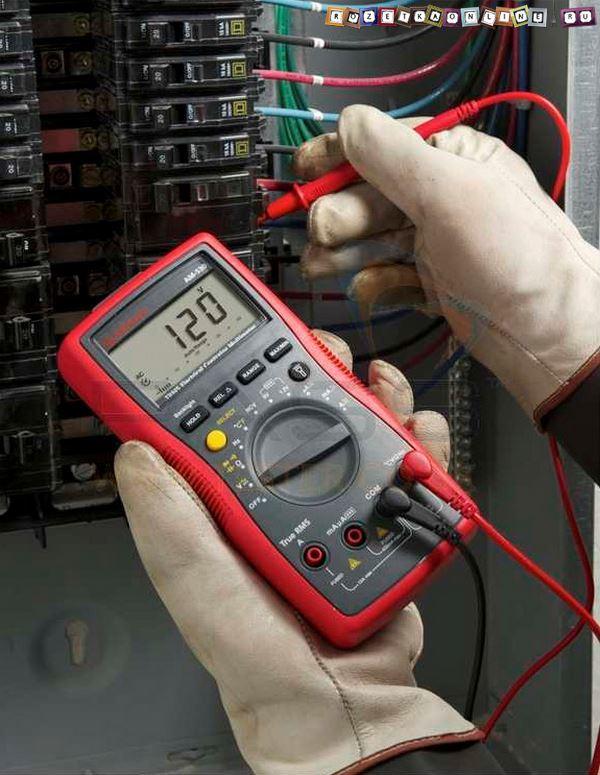 Инструкция, как определить фазу и ноль мультиметром или индикаторной отверткой - 105 фото и видео основных методов определения