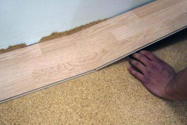 Шумоизоляция пола в квартире под ламинат: обзор всех вариантов
