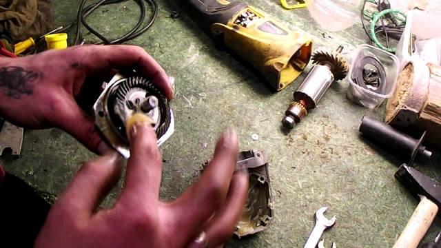 Смазка редуктора болгарки своими руками: что потребуется для изготовления самодельного материала, как смазать УШМ Интерскол, Макита, Бош и не только, видео