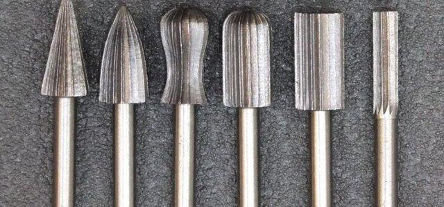 Алмазно-абразивная шарошка по металлу: конусный наждак для дрели с корундовой, абразивной и алмазной головкой