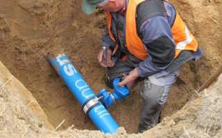 Как врезаться в пластиковую водопроводную трубу под давлением, без сварки и своими руками