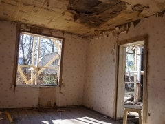 Реконструкция деревянного дома - достройка и перестройка деревянных домов.