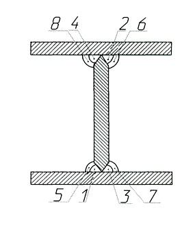 Сварная двутавровая балка: изготовление, сварка между собой