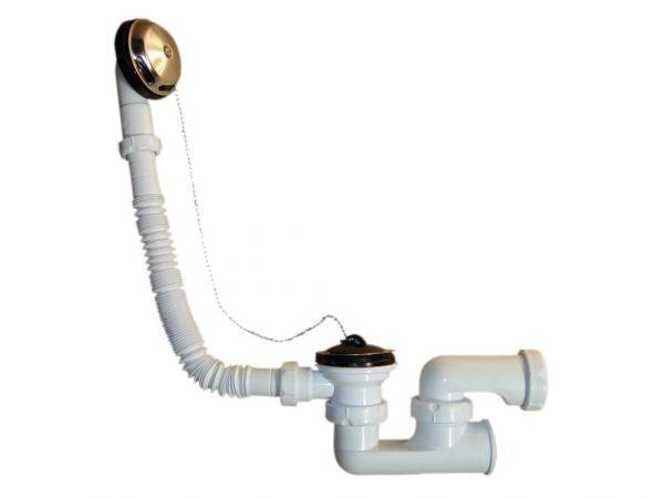 Замена и установка слива в ванной своими руками: как устроена система