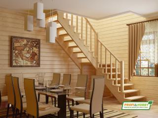 Недорогие лестницы для дома: для дачи на второй этаж, винтовые эконом класса, дешевые деревянные лестницы