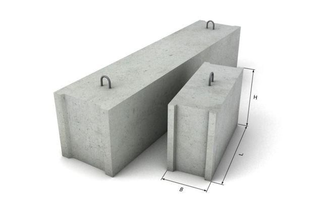 Фундамент из блоков ФБС своими руками: устройство, этапы работ и нюансы возведения