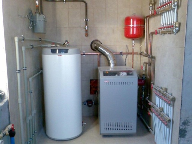 Современные системы отопления частного дома: отопительные системы для загородного дома на примерах фото и видео