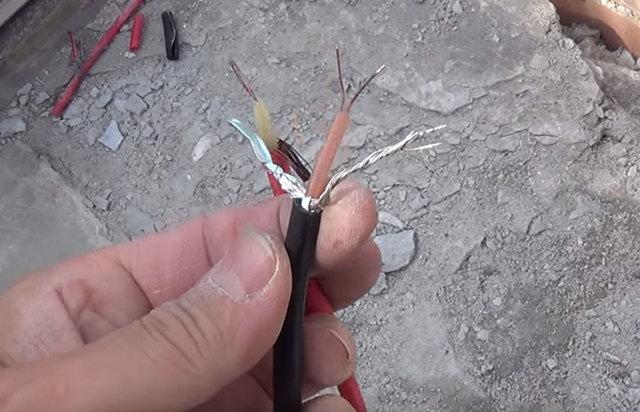 Греющий кабель для водопровода: виды, выбор схемы монтажа своими руками + фото