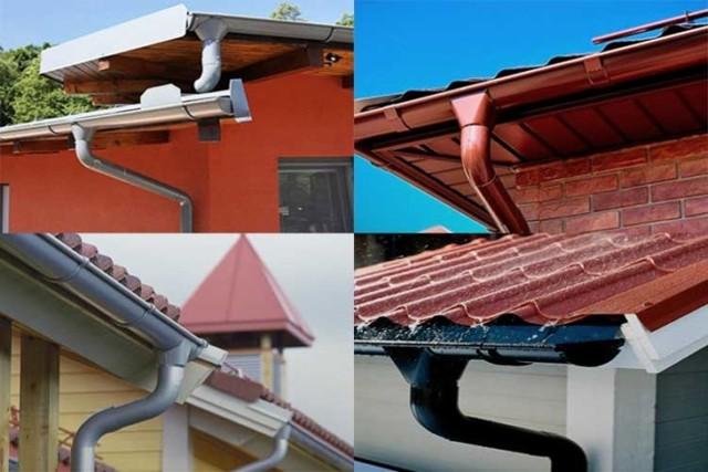 Монтаж водосточной системы – инструкция по установке пластиковых и металлических водостоков своими руками