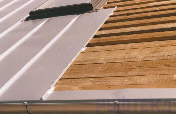 Кровля из оцинкованной стали: какая бывает оцинковка, материалы и инструменты для монтажа