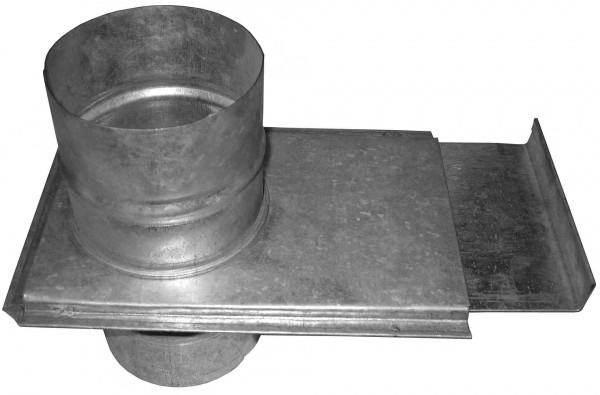 Как вывести трубу через крышу бани своими руками: пошаговая инструкция, видео