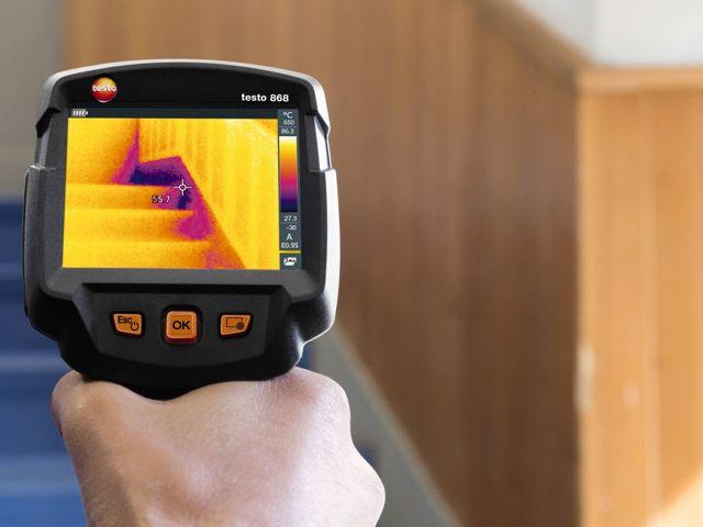 7 тепловизоров для обследования зданий и энергоаудита