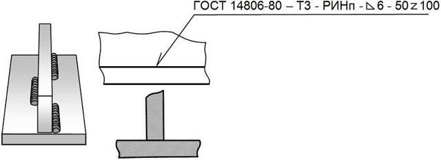 Обозначение сварных швов на чертежах: таблица, расшифровка документации